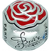 PANDORA Disney Belle's Enchanted Rose Charm