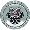 DANISH Limited Edition Mickey-Mnnie Sparkling Icons Charm