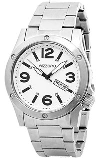 Mizzano Workmans Watch with White Dial