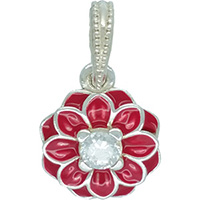 Oriental Bloom Hanging Charm