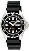 Olympic Mens 200m Divers Watch