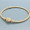14ct Gold Bracelet with DANISH Clasp