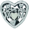 PANDORA Love For Mother Openwork Charm