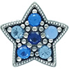 DANISH Bright Star Charm